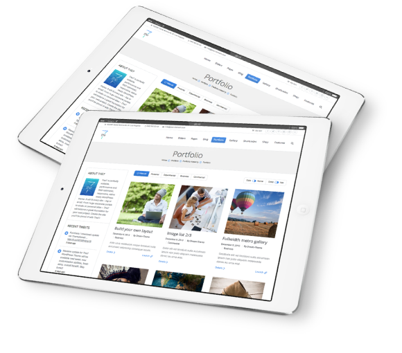 Two-iPads-Responsive-Web-Design