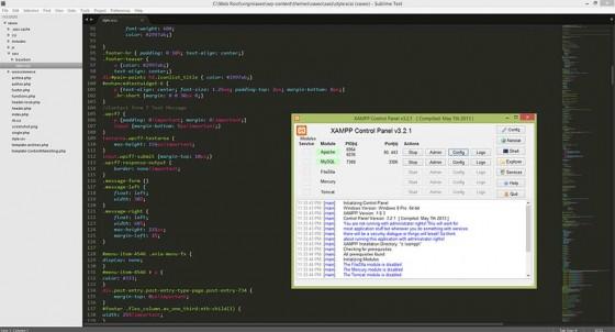 XAMPP-Local-Workflow