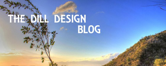 The Dill Design Wordpress Blog