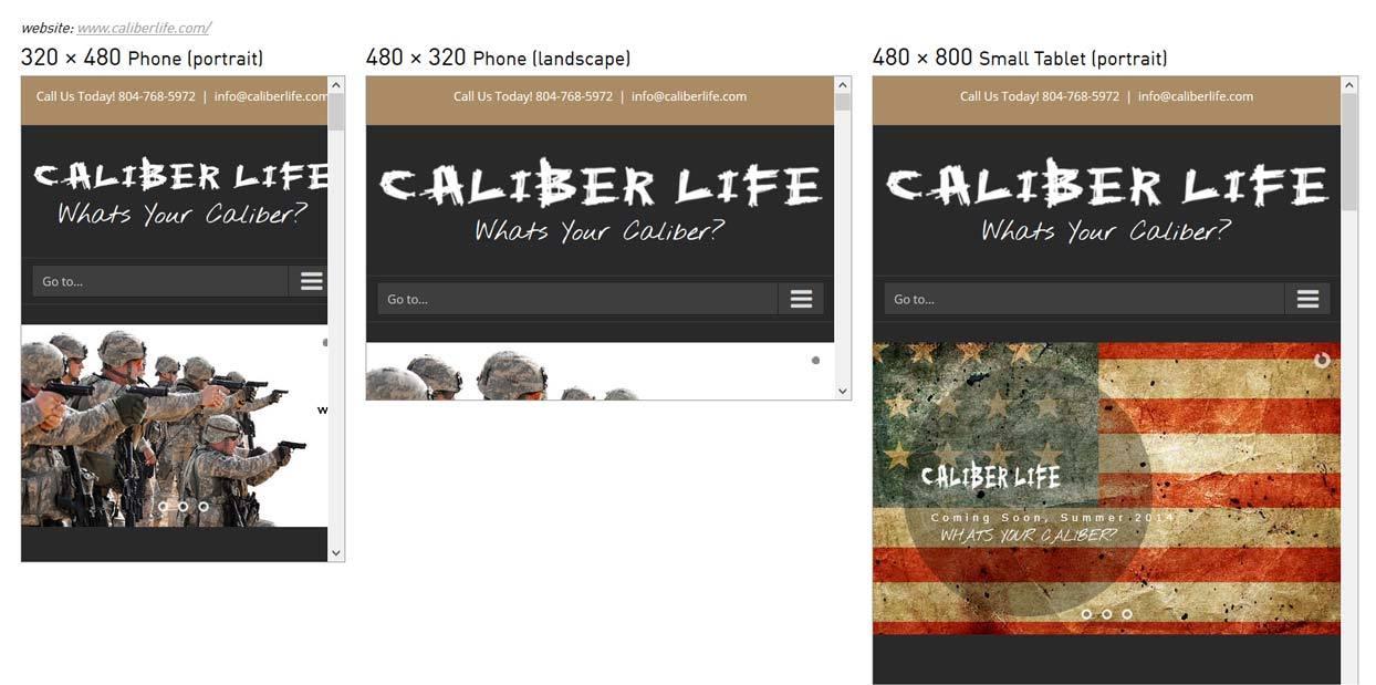 Caliber Life