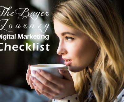 The Buyer Journey Digital Marketing Checklist