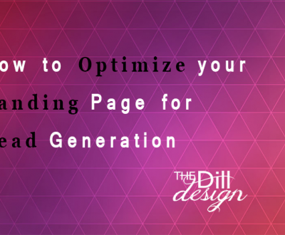 How to Optimize your Landing Page for Lead Generation